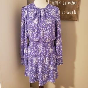 NWT Purple Michael Kors Dress